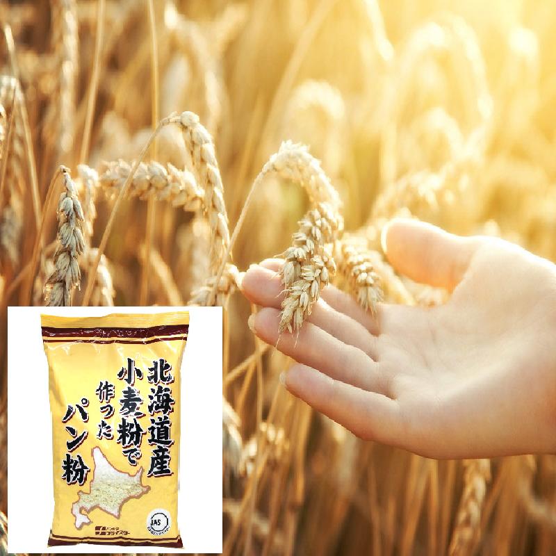 有樂町進口食品 北海道小麥麵包粉 150g J55 4902427111511 - 限時優惠好康折扣