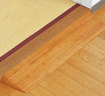 【MAZROC】木製段差消除斜坡板