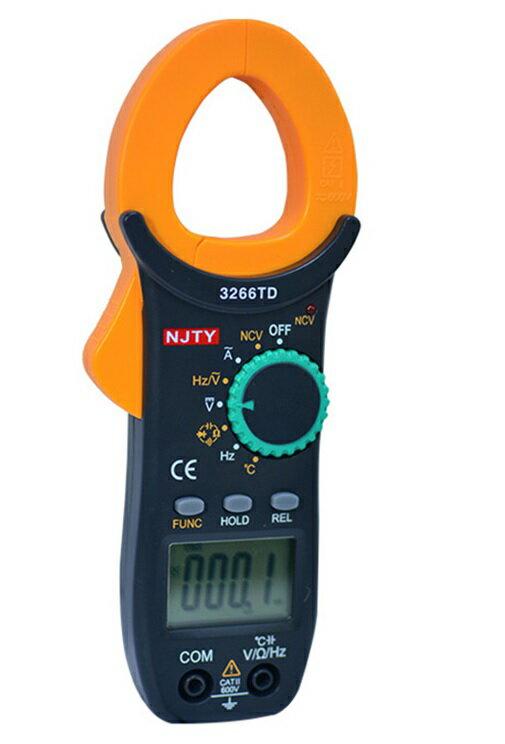 萬用勾錶 電路指針萬用錶 鉗形電流表 直流交流 防燒交直流電表 過載保護 電流勾表交直流勾表
