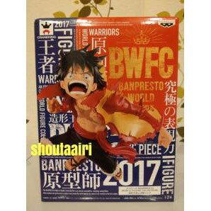 【預購】日本進口限定10個!日版 金證 海賊王 航海王 造形王頂上決戰 BWFC BWFC 魯夫 羅賓 G&G 長盒【星野日本玩具】