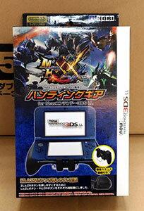 (現金價) (現貨) HORI新品 3DS LL 專用 3DS-508 魔物獵人 XX 擴充類比握把