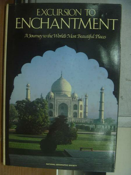 ~書寶 書T8/原文書_PGO~Excursion to enchantment_1988