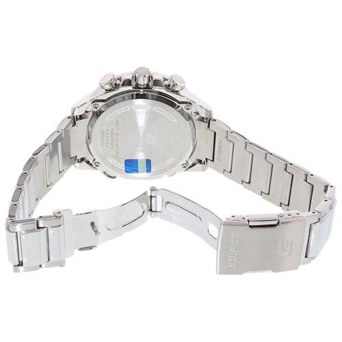 Casio Edifice Mobile Link Bluetooth Tough Solar Watch EQB500D-1A 2