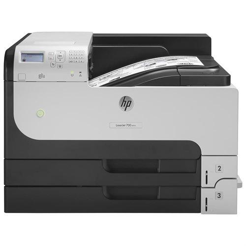 Refurbished HP LaserJet Enterprise 700 M712dn Monochrome Laser Printer 0