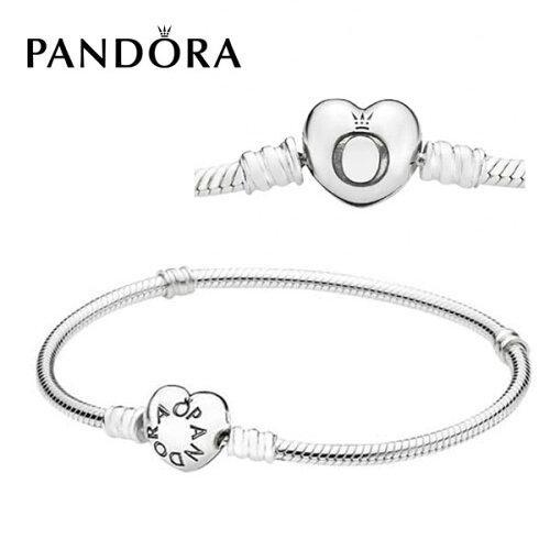 Pandora 926純銀愛心手鍊