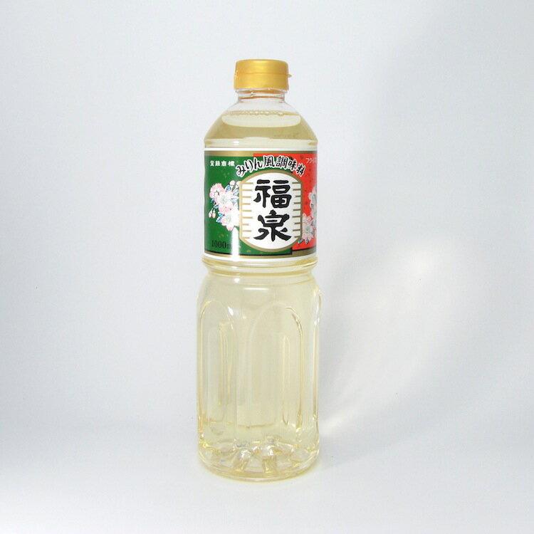 【橘町五丁目】日本福泉味淋 1L