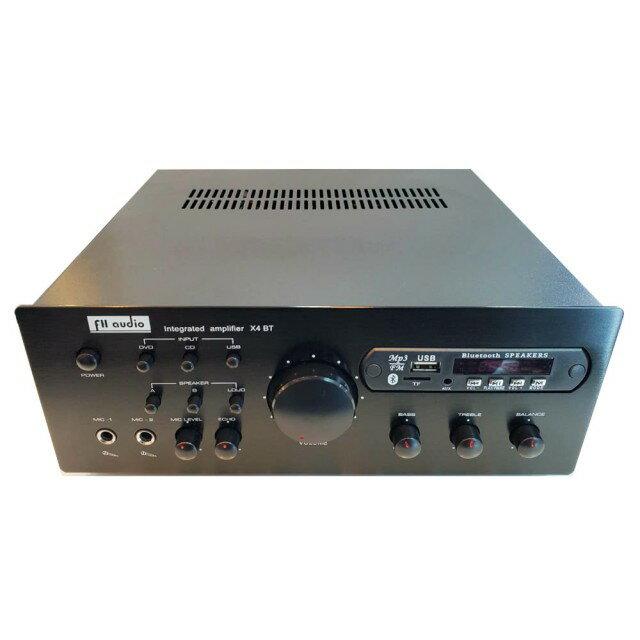 FH audio HIFI 立體聲擴大機 X4BT 影音家電/擴大機