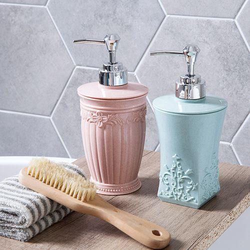 【超取399免運】歐式雕花沐浴乳分裝瓶 洗手乳瓶 洗髮水按壓瓶 乳液瓶