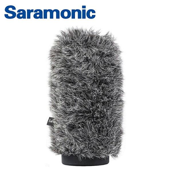 ◎相機專家◎Saramonic麥克風戶外防風毛套VMIC-WSPRO防風套適用VmicPro公司貨