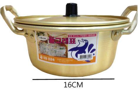 韓國 泡麵鍋 16cm