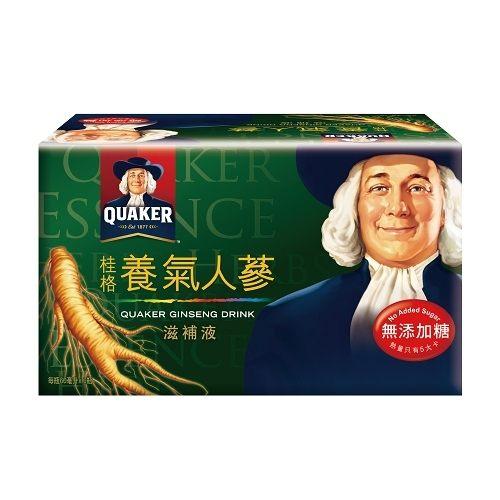 桂格 無糖養氣人蔘 (6入/單盒)【杏一】【樂天網銀結帳10%回饋】