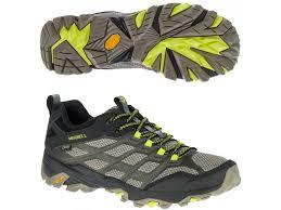 ├登山樂┤美國MERRELLMEGAGRIPMOABFSTGORE-TEXGTX男越野健行鞋-灰#ML37601