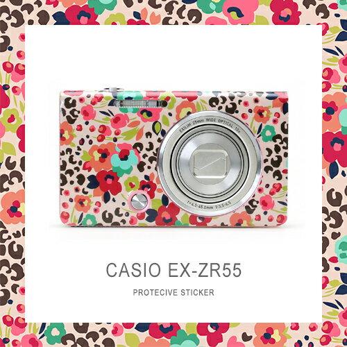 ★買貼膜再送手指環★只要評價★shine away CASIO ZR55 ZR65 貼膜 3M機身貼 貼紙 包膜 保護 4