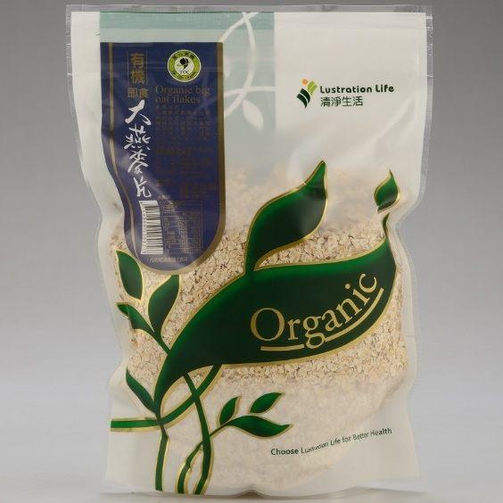 <br/><br/>  清淨生活 有機即食大燕麥片 450g<br/><br/>