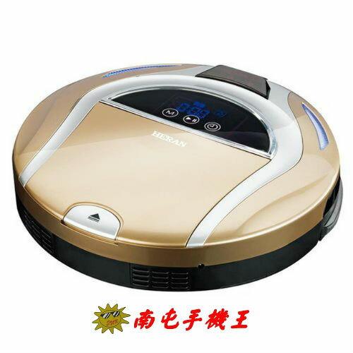 @南屯手機王@ 【禾聯】雙核心智能掃地機器人 金 HVR-101E3  宅配免運費