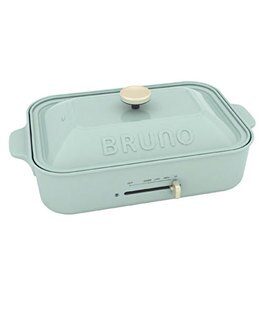 現貨刷卡價限定色日本多功能電烤盤Brunoboe021BRUNOBOE021鑄鐵生鐵鍋無煙燒烤盤鐵板燒章魚燒環保母親節禮物