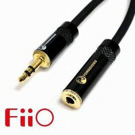 志達電子L2F-2Fiio100cm3.5mm立體聲延長線-附6.3mm轉接頭