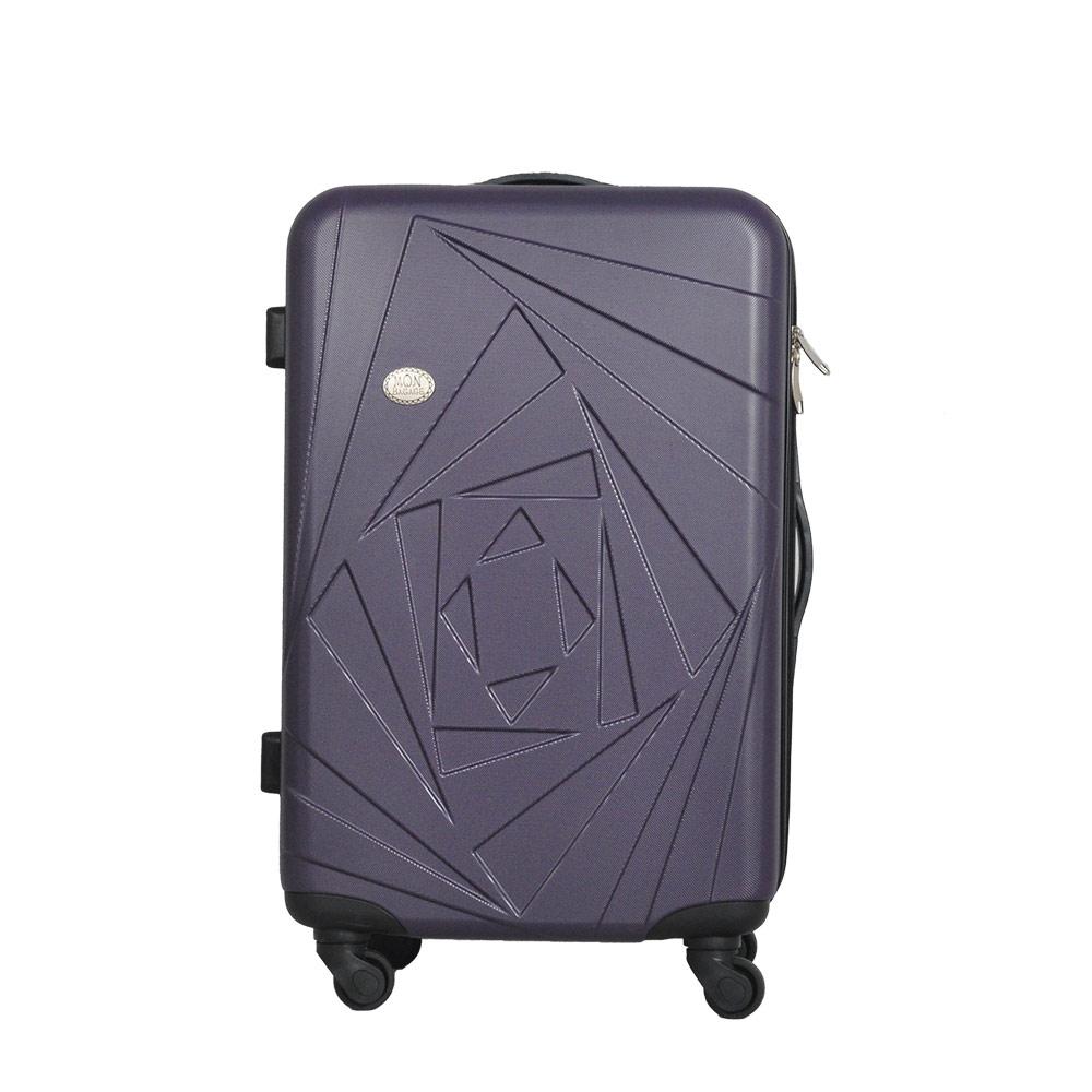 Mon Bagage 巴黎風情系列ABS輕硬殼 24寸 旅行箱 行李箱 4