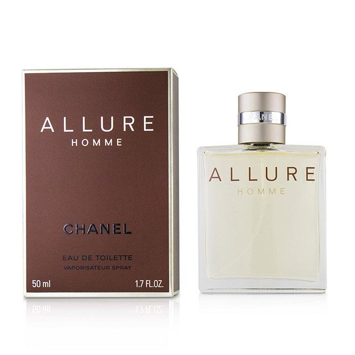 Chanel 香奈兒 香奈兒Allure 淡香水Allure Eau De Toilette Spray 50ml/1.7oz