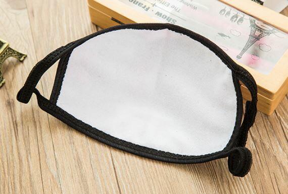 方格條紋純棉口罩 個性口罩保暖口罩   19元 2