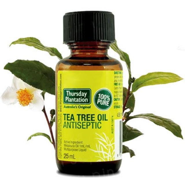 現貨!!! 澳洲 星期四農莊 100% 茶樹精油 25ml