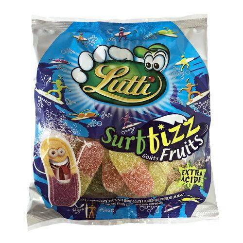 LUTTI綜合水果風味酸軟糖200g【愛買】
