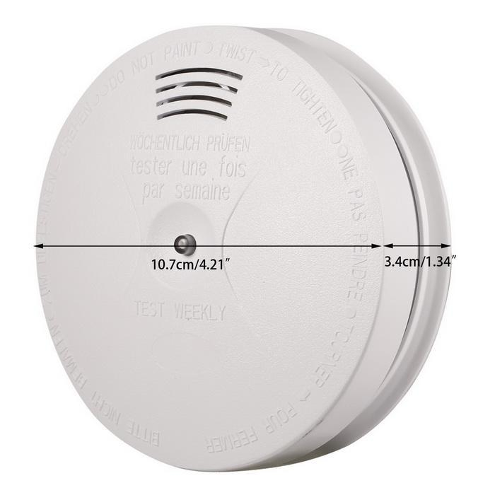 Wireless Smoke detection alarm 5