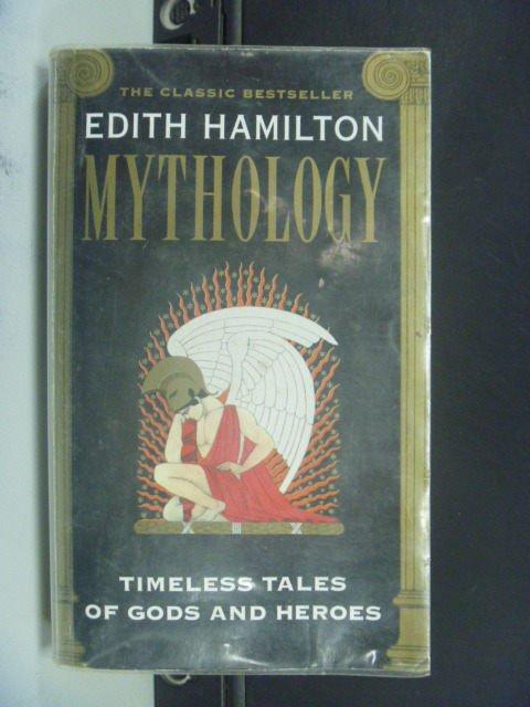 【書寶二手書T7/宗教_JDH】Mythology_Hamilton, Edith