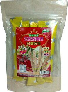 綜合雜糧棒-亞麻籽蔬菜(180g包)