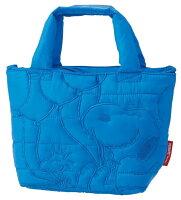 史努比Snoopy商品推薦,史努比包包/後背包推薦到【真愛日本】17040100065  拉鍊保溫手提袋-SN氣球藍FAC 史奴比 史努比 SNOOPY 手提袋  便當袋 正品
