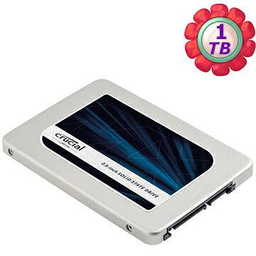 【送HUB集線器-白】美光 Micron Crucial MX300 1TB SSD【CT1050MX300SSD1】2.5吋 SATA 6Gb/s 固態硬碟
