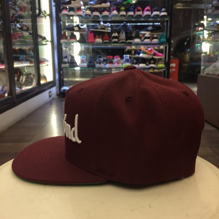 BEETLE PLUS 西門町 全新 DIAMOND SUPPLY CHAMPAGNE MAROON CAP 酒紅 帽 D14DHA18MRN DA-19 1