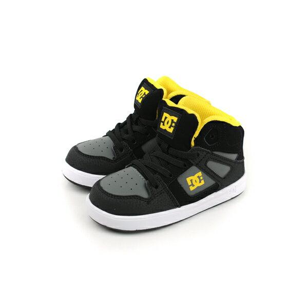 DC REBOUND UL 運動鞋 黑 小童 no094