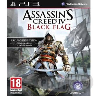 【Playwoods】[PS3遊戲]刺客教條4:黑旗 Assassin\