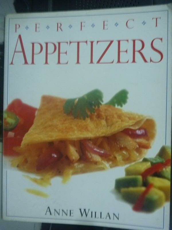 【書寶二手書T8/餐飲_ZBT】Creative Appetizers_Anne Willan
