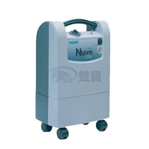 NIDEK 氧氣機 氧氣製造機 Nuvo Lite 5公升 優惠組 附血氧濃度機