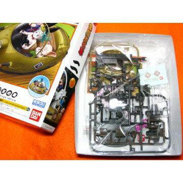 【預購】日本進口金證 萬代 牛魔王的車 BANDAI MECHACOLLE 七龍珠 第二卷 vol.2【星野日本玩具】 3