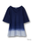 【Bali】100%有機棉A字長版T恤 9