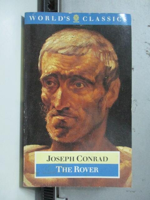 【書寶二手書T8/原文小說_OSB】The Rover_Joseph Conrad