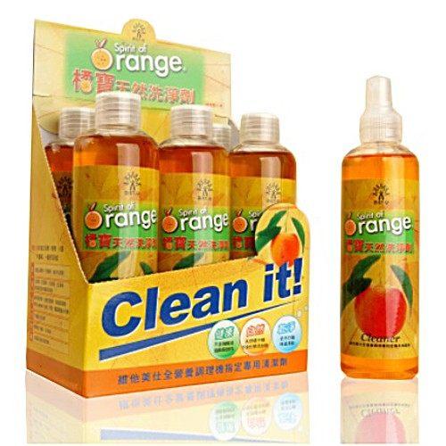 橘寶天然洗淨劑*6罐/組*2組(送4個噴頭) Vitamix TNC調理機指定專 (陳月卿推薦)