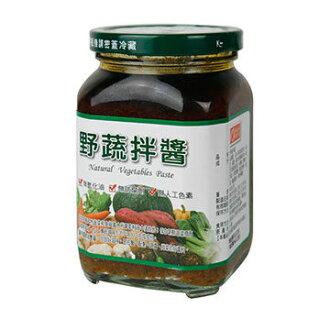 康健生機野蔬拌醬(380g)