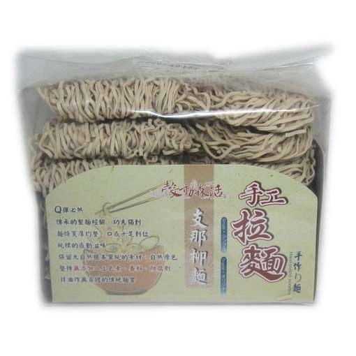 穀動森活日曬手工拉麵900g/包(蕎麥)