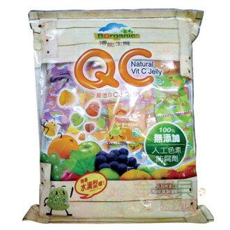 博能生機 QC 維他命C水果軟糖 260g/包(水滴型)