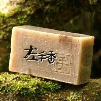 阿原肥皂---天然手工肥皂---左手香皂100g
