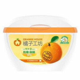 橘子工坊生態濃縮洗衣粉1.4kg