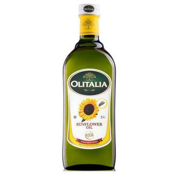 奧利塔葵花油1000ml/罐(Olitalia)