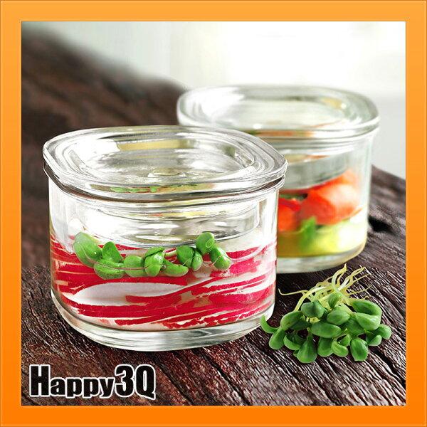 一夜醃漬日式醃漬小菜重石玻璃罐加厚泡菜罐迷你尺寸常備菜小家庭【AAA3999】