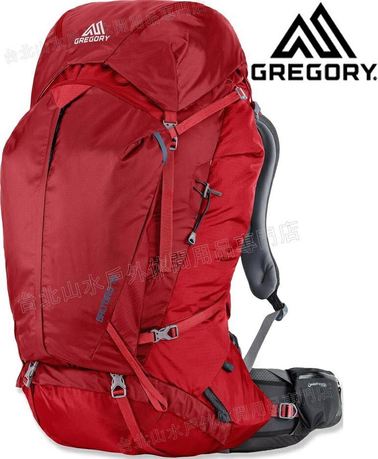 Gregory 後背包/登山背包/背包客/背包/健行 Baltoro 75 專業登山包 65780/65781 火花紅/台北山水