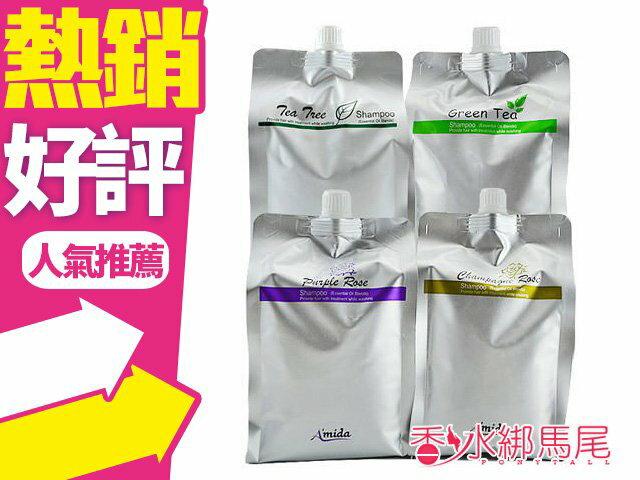 AMIDA 馬鞭草 / 山茶花 洗髮精 1000ML 環保補充包◐香水綁馬尾◐