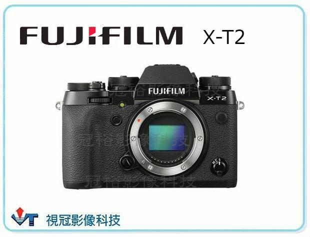 ~視冠台中~ X-T2 Fujifilm 單機身 相機 富士 XT2 防塵 防水 4K 非 X-PRO